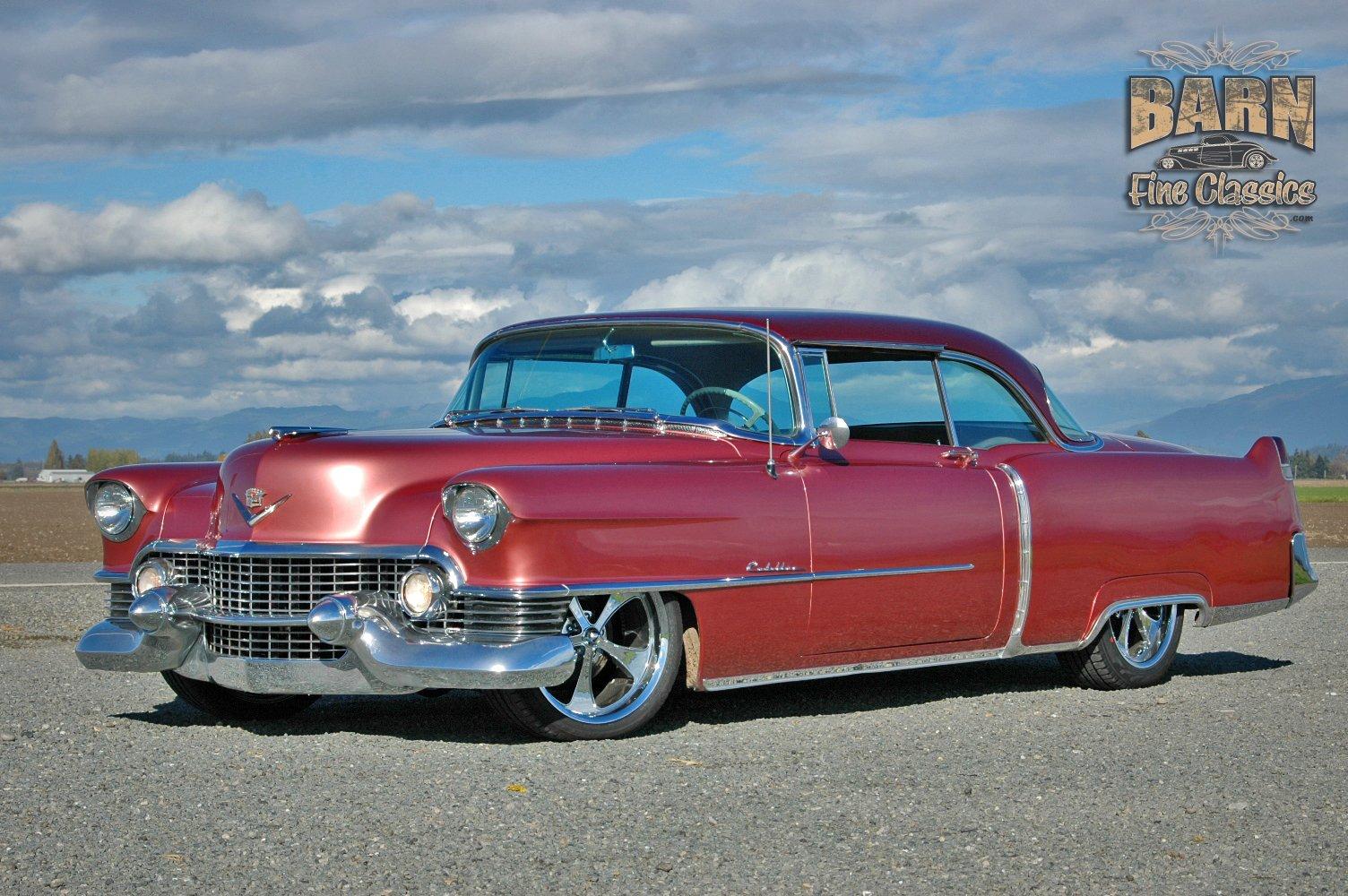 1954 Cadillac Series 62 Coupe Hardtop Hotrod Streetrod Hot