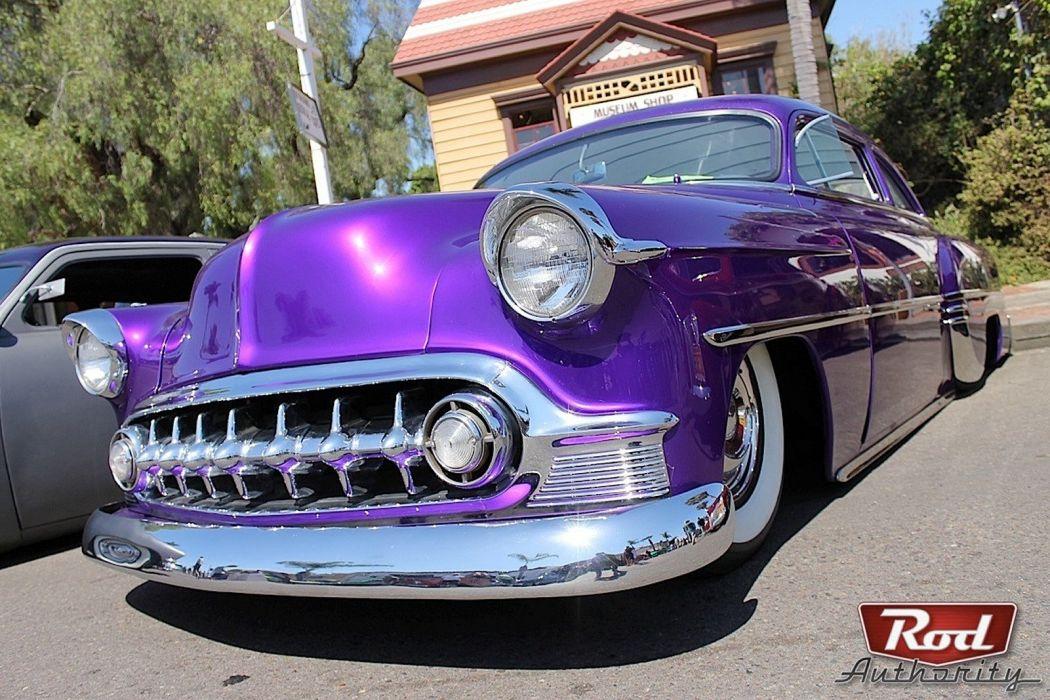 1953 Chevrolet Coupe 2 Door Custom Kustom Hotrod Hot Rod Old School USA 1600x1067-01 wallpaper