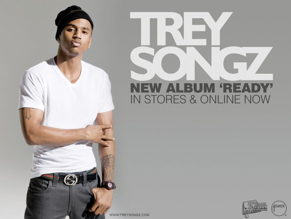 TREY SONGZ rapper rap actor singer hip hop r-b 1treys poster wallpaper