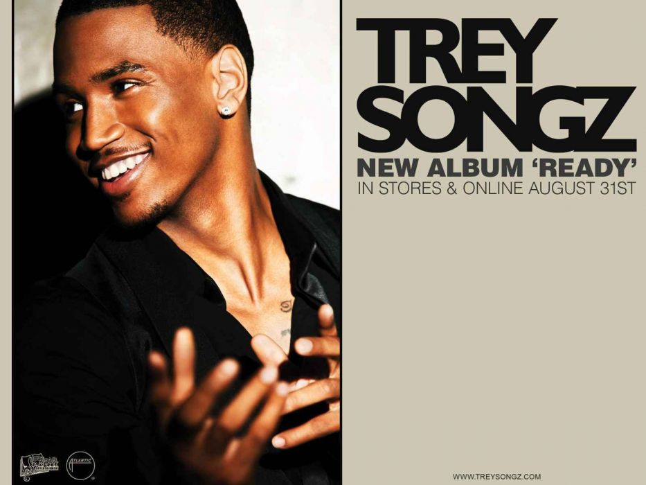 TREY SONGZ rapper rap actor singer hip hop r-b 1treys poster wallpaper