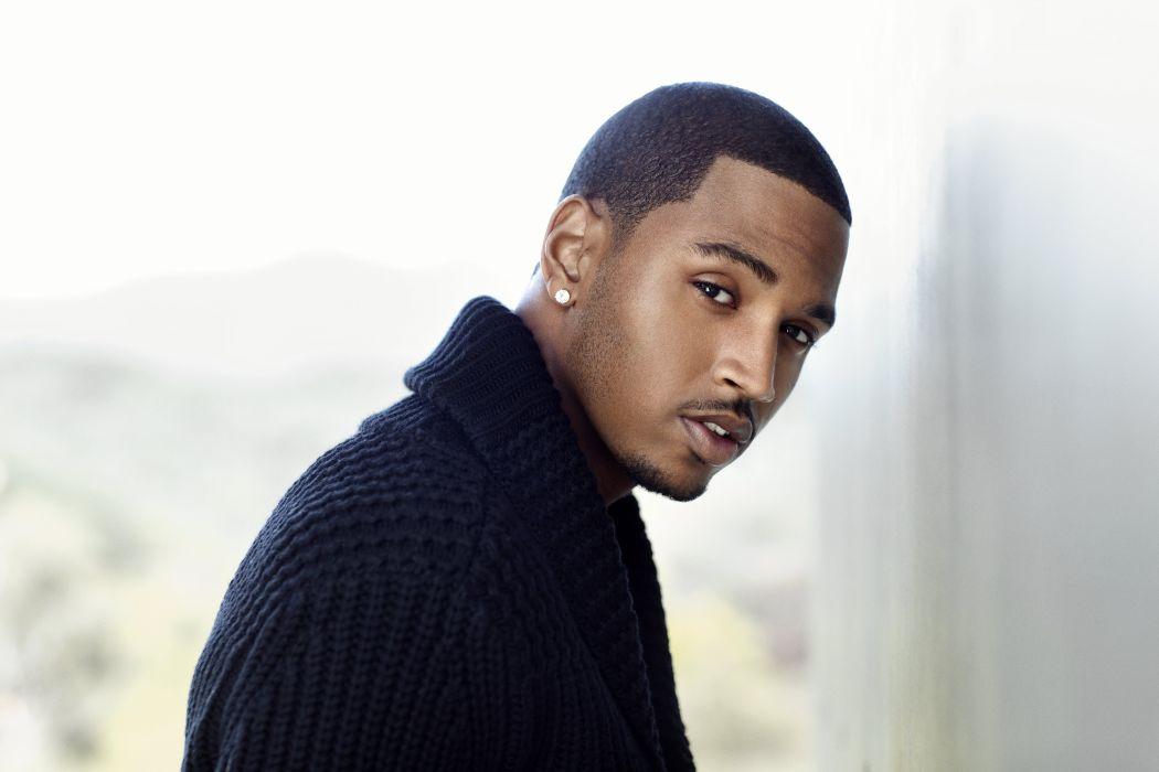 TREY SONGZ rapper rap actor singer hip hop r-b 1treys wallpaper