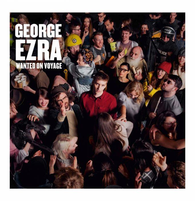 GEORGE EZRA singer folk blues rock 1ezra poster wallpaper