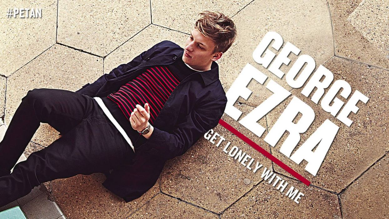 GEORGE EZRA singer folk blues rock 1ezra poster wallpaper