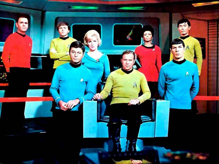 star treck serie tv ciencia ficcion wallpaper