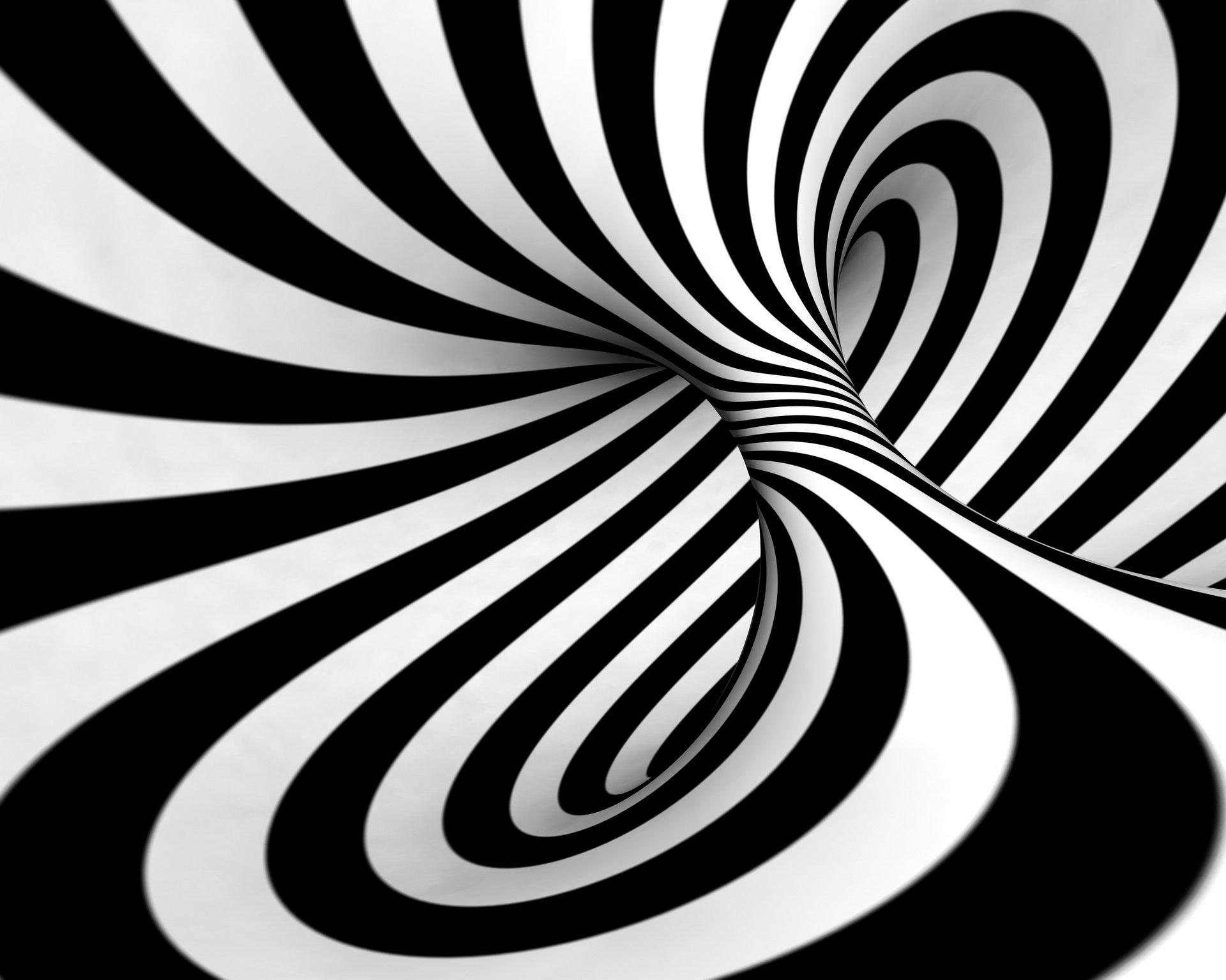 Abstracto rayas blanco negro wallpaper 1920x1536 - Papel de pared blanco y negro ...