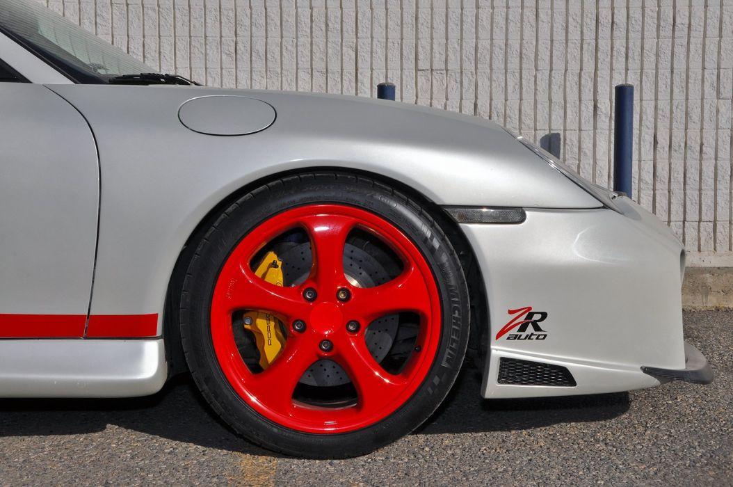 Techart Porsche GT2RS ZR Auto tuning cars wallpaper