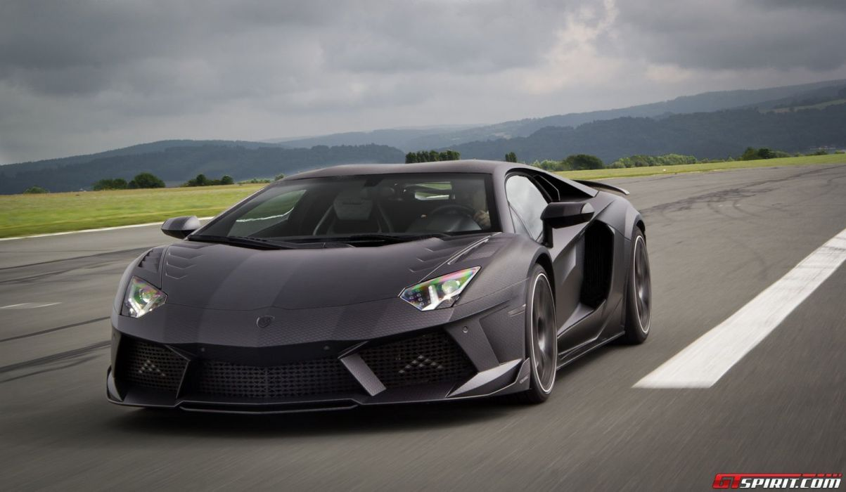 Mansory Carbonado Aventador bodykit supercars cars tuning wallpaper