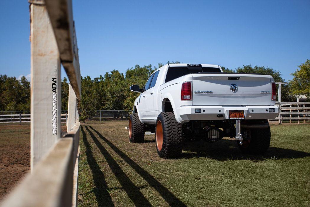 ADV 1 WHEELS RAM 2500 4X4 all road pickup tuning wallpaper