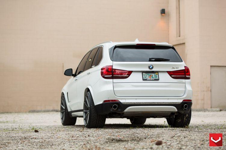 vossen WHEELS bmw x5 suv tuning cars wallpaper