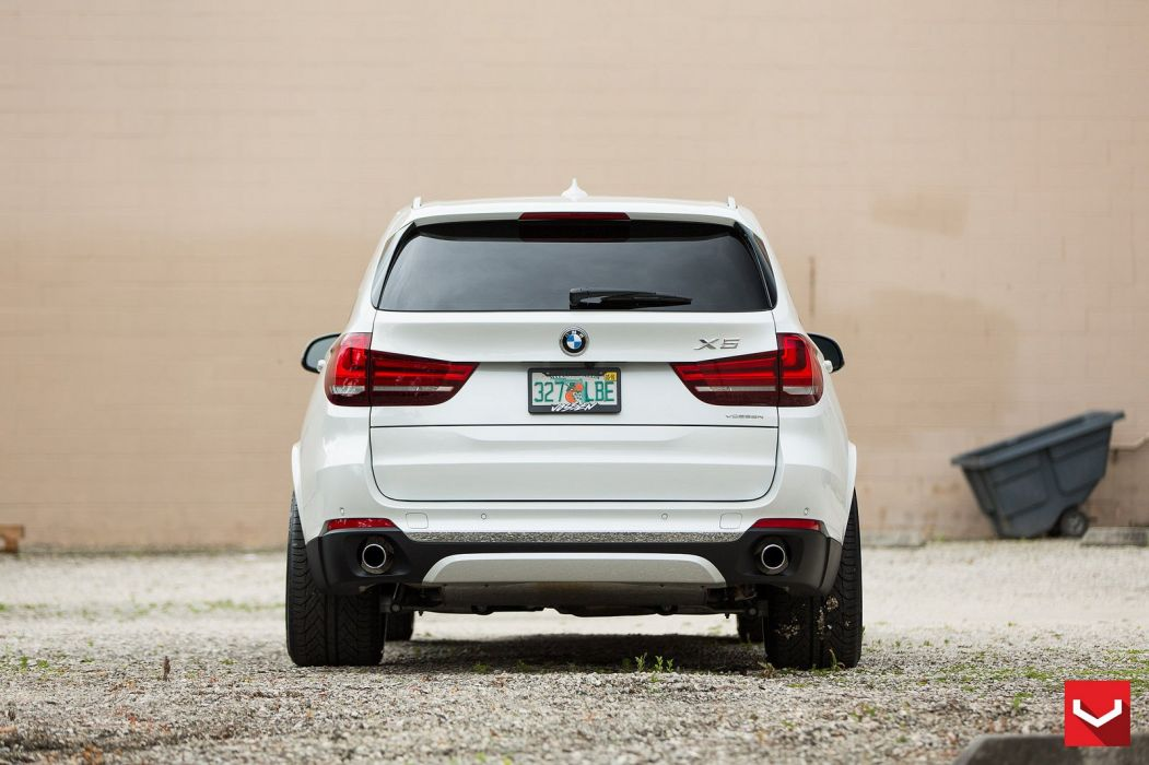 vossen WHEELS bmw x5 suv tuning cars wallpaper