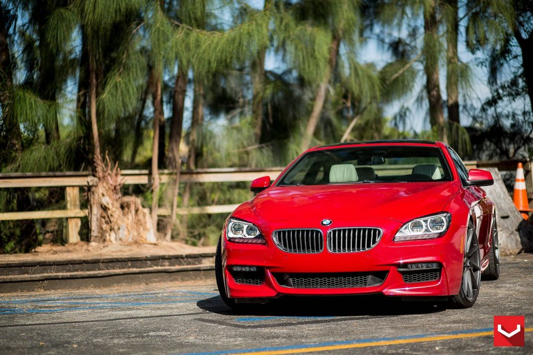 vossen WHEELS BMW 650i M-Sport tuning cars wallpaper