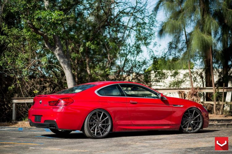 vossen WHEELS BMW 650i M-Sport tuning cars wallpaper