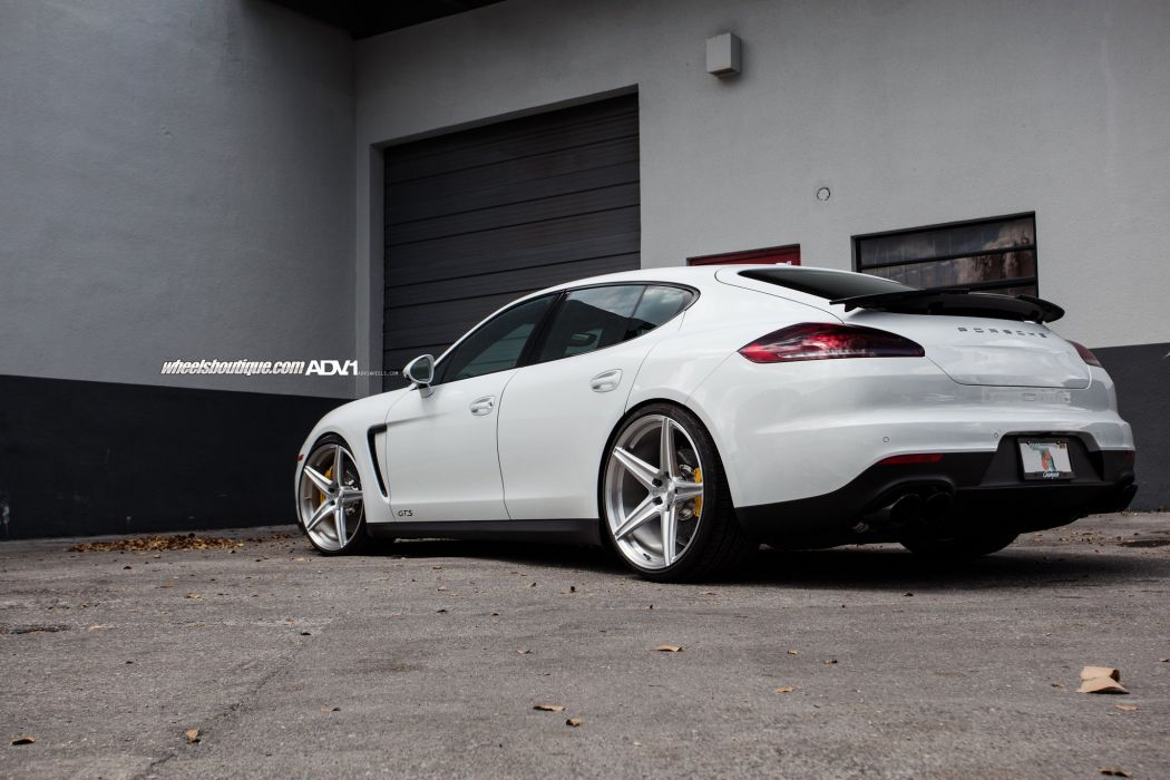 ADV 1 WHEELS Porsche Panamera GTS tuning cars wallpaper