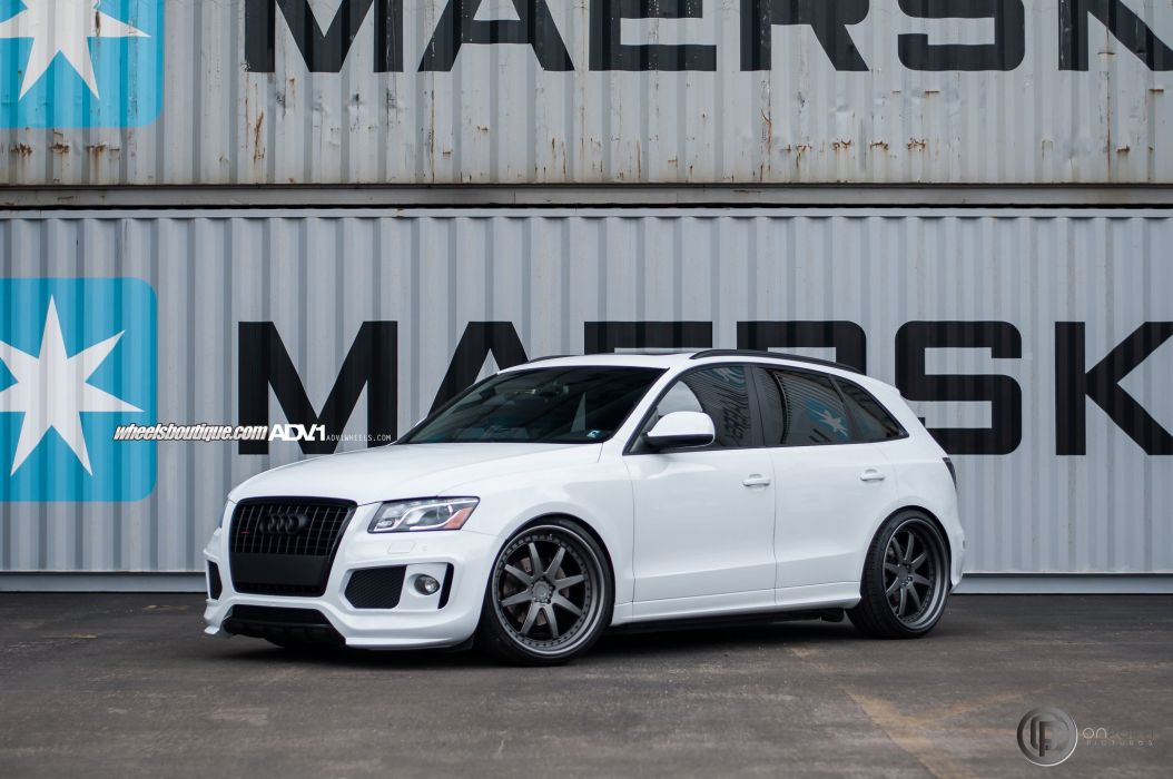 ADV 1 Wheels Audi Q5 suv cars tuning wallpaper