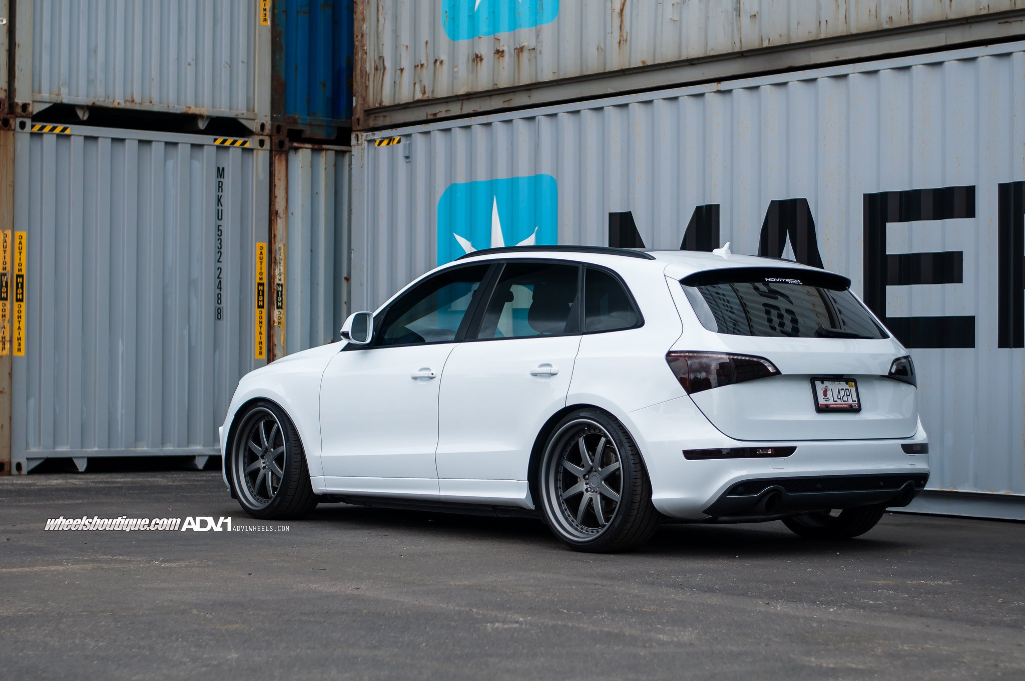 Adv 1 Wheels Audi Q5 Suv Cars Tuning Wallpaper 2048x1360