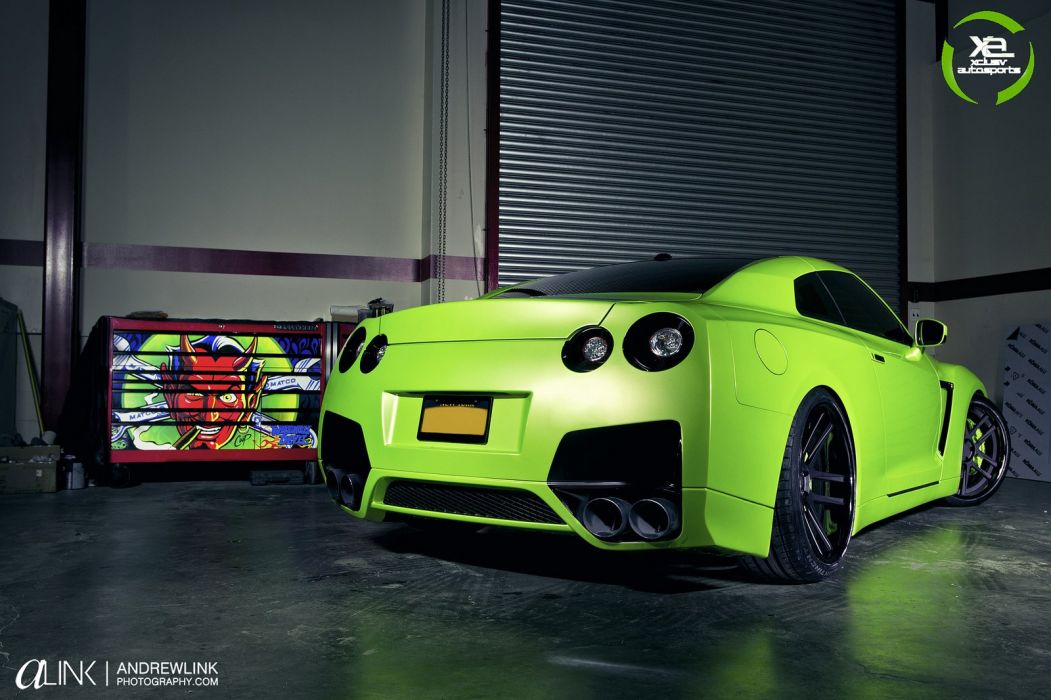 D2FORGED Wheels nissan gtr cars tuning wallpaper