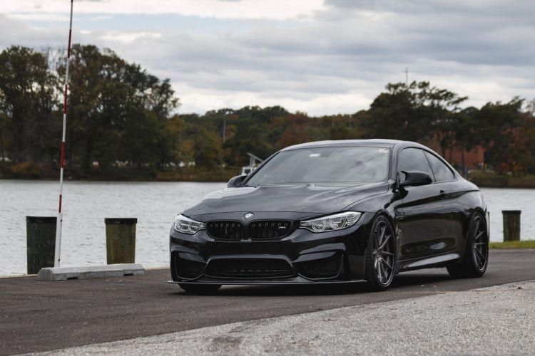 morr Wheels BMW F80 M4 cars tuning wallpaper