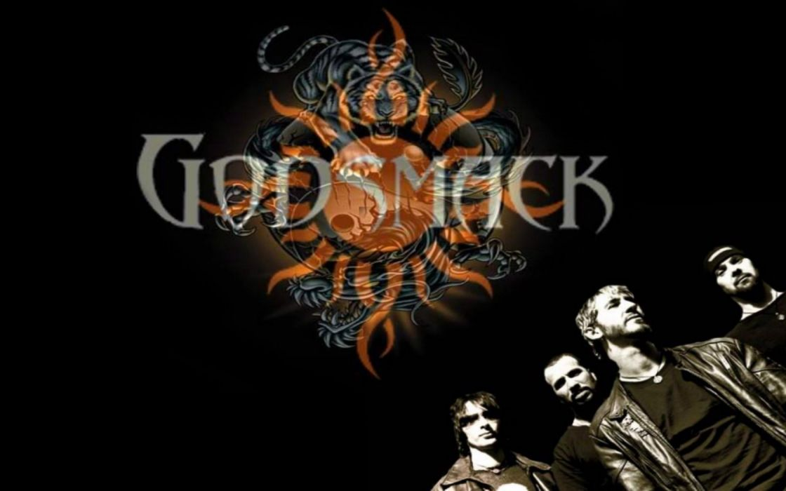 GODSMACK alternative metal nu-metal heavy hard rock 1gods poster wallpaper