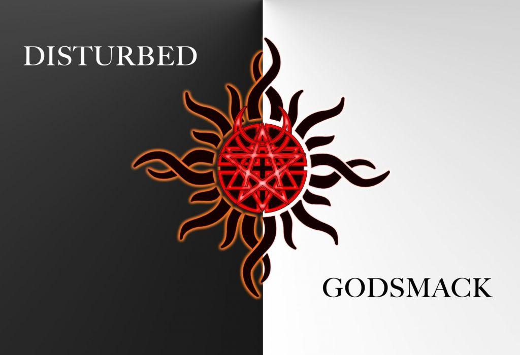 GODSMACK alternative metal nu-metal heavy hard rock 1gods poster disturbed wallpaper