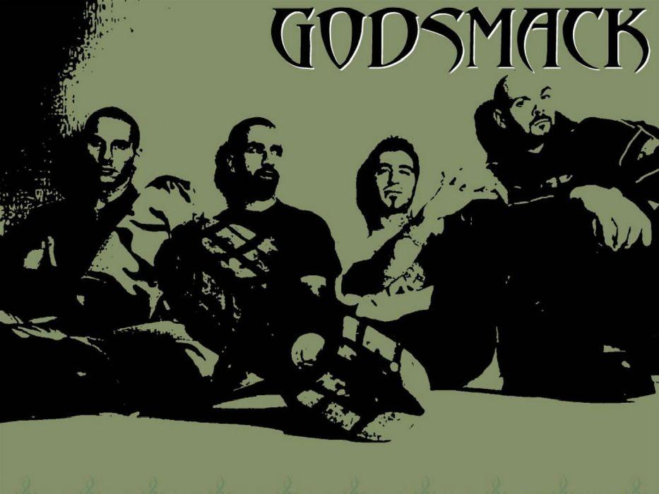GODSMACK alternative metal nu-metal heavy hard rock 1gods poster wallpaper