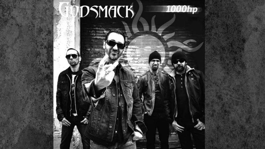 GODSMACK alternative metal nu-metal heavy hard rock 1gods wallpaper
