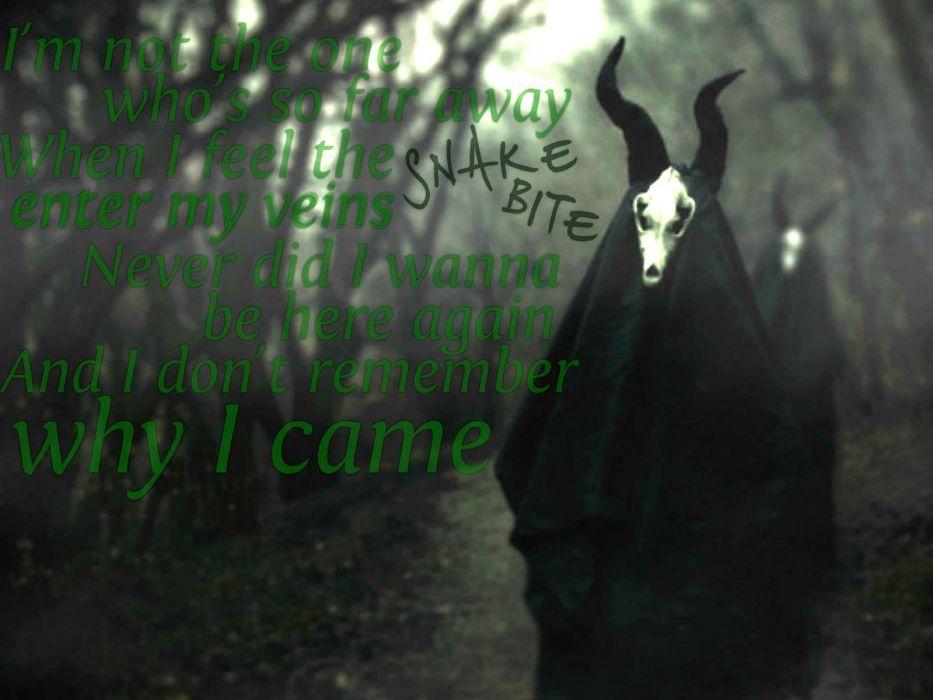 GODSMACK alternative metal nu-metal heavy hard rock 1gods poster dark evil wallpaper
