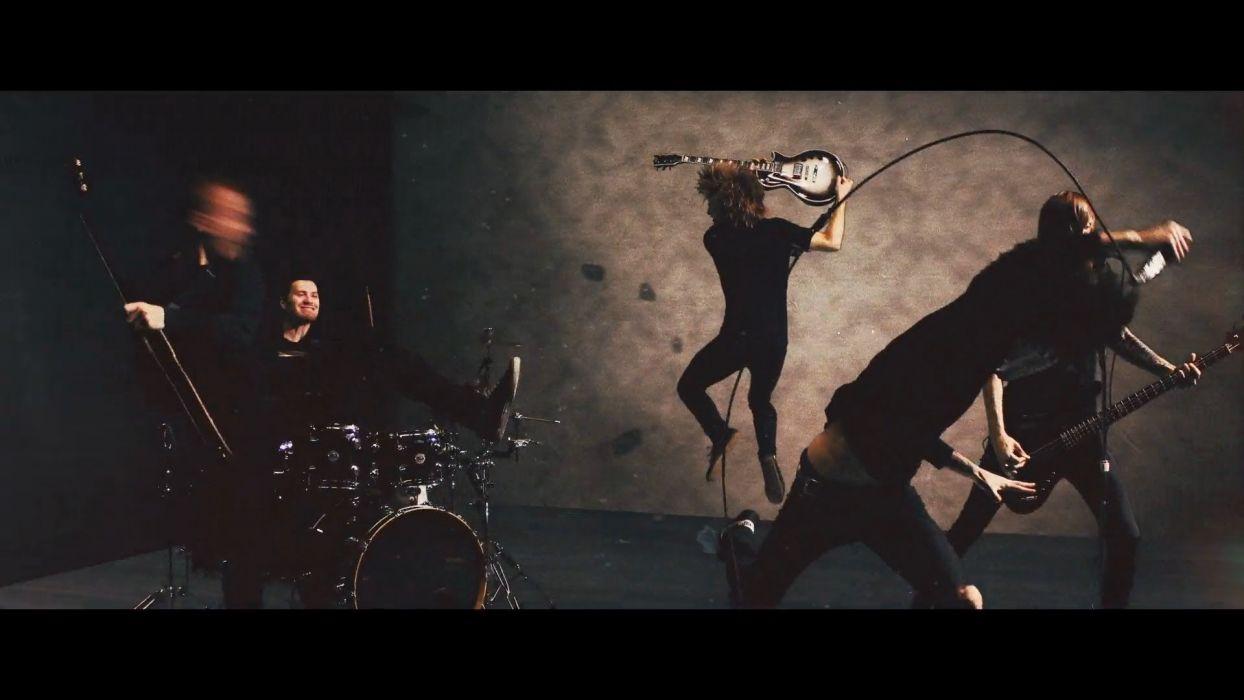BLESSTHEFALL metalcore screamo hardcore wallpaper