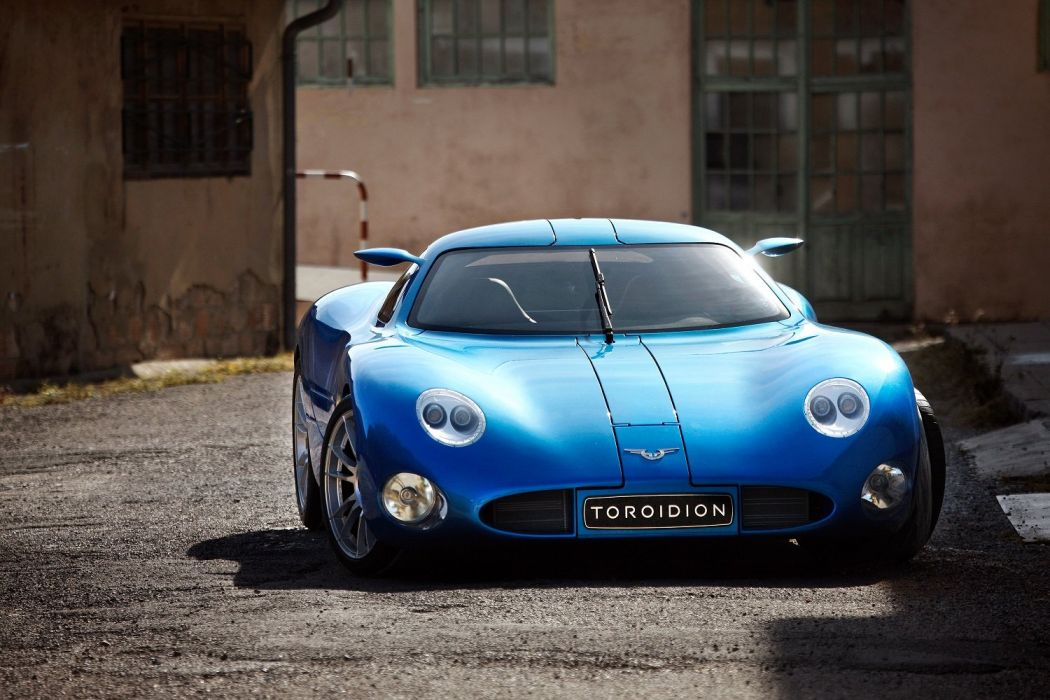 Toroidion 1MW Concept cars 2015 wallpaper
