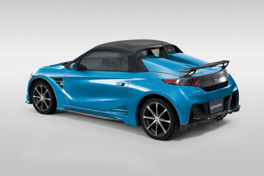 Honda S660 Type-R cars convertible 2015 wallpaper