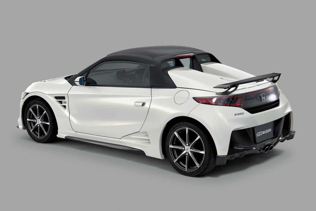 Honda S660 Type-R cars convertible 2015 wallpaper