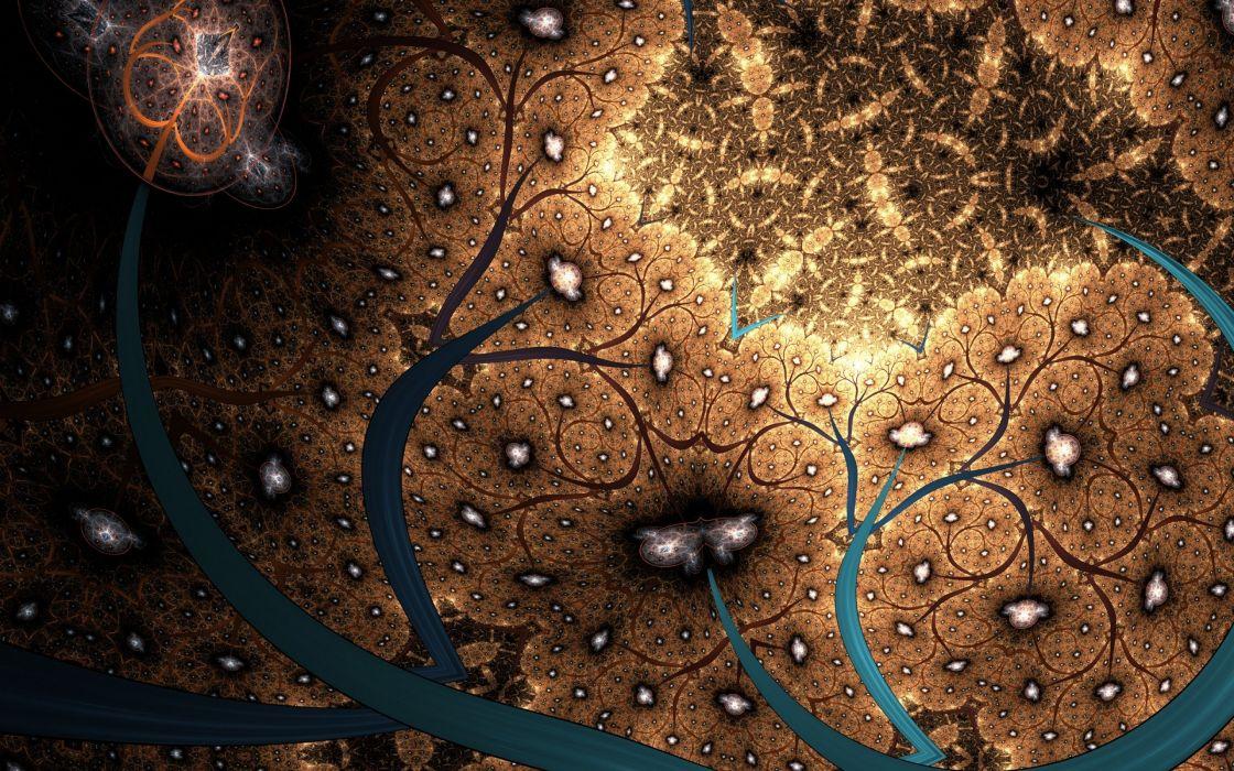 fractal abstract abstraction art artwork wallpaper