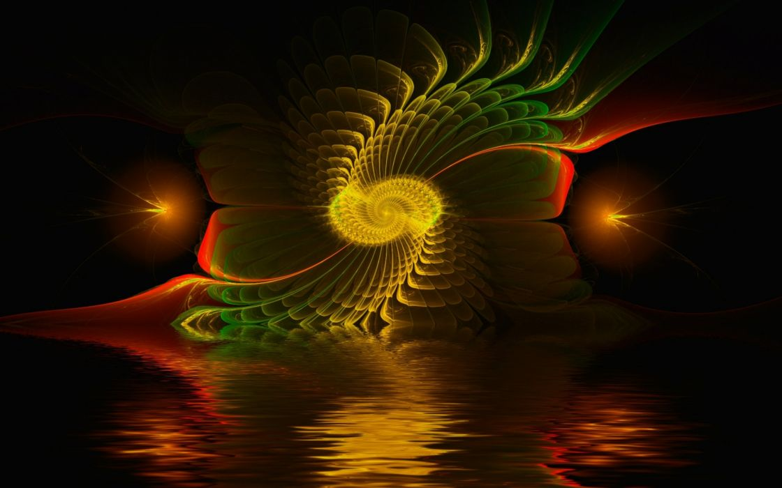 fractal abstract abstraction art artwo wallpaper