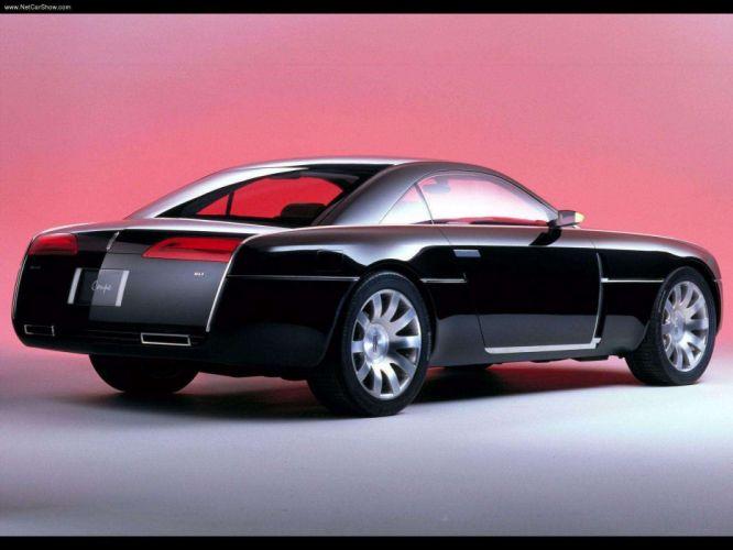 Lincoln MK9 Concept cars 2001 wallpaper