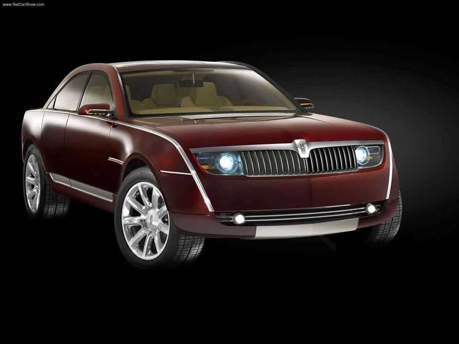 Lincoln Navicross Concept cars 2003 wallpaper