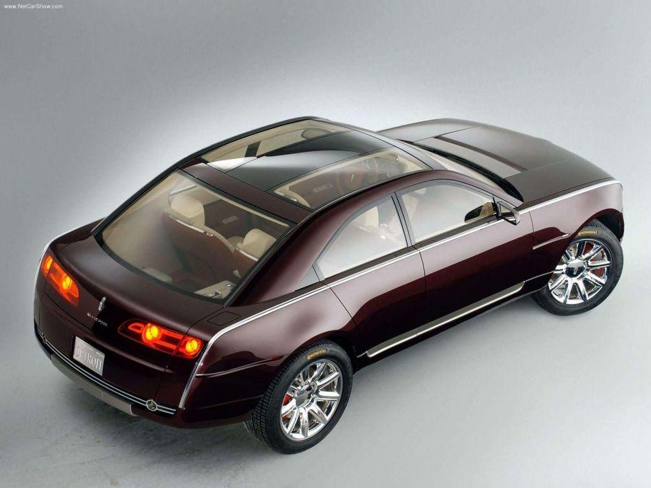 Lincoln Navicross Concept cars 2003 wallpaper
