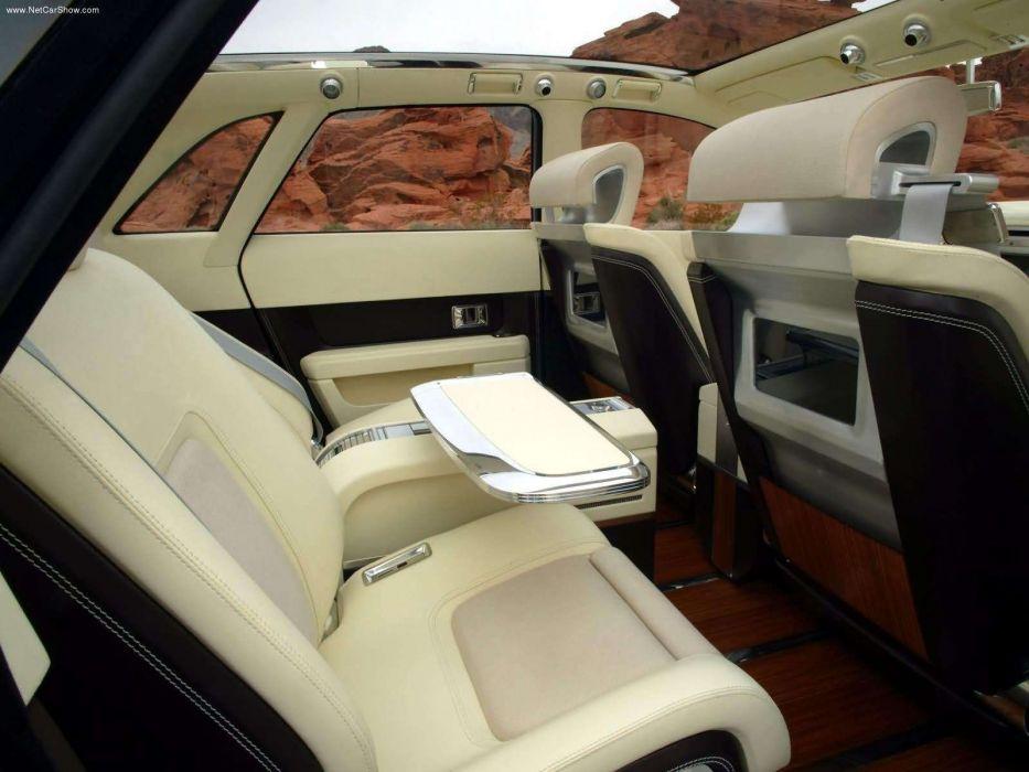 Lincoln Aviator Concept cars 2004 wallpaper