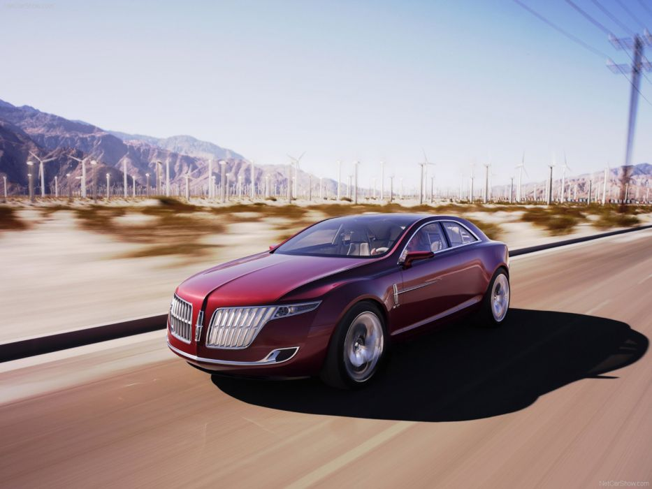 Lincoln MKR Concept cars 2007 wallpaper