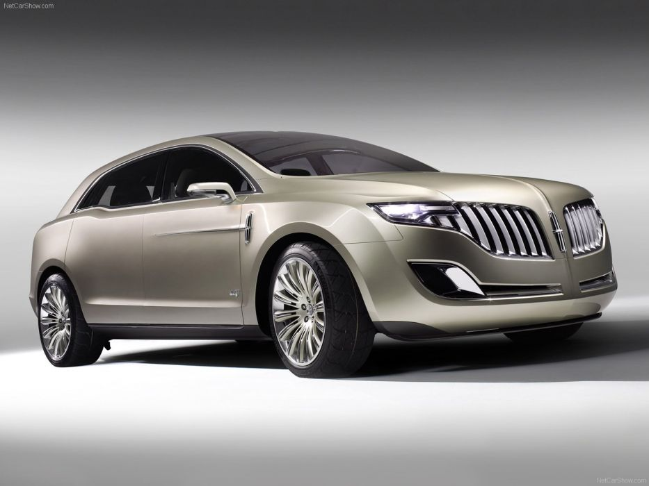 Lincoln MKT Concept cars 2008 wallpaper