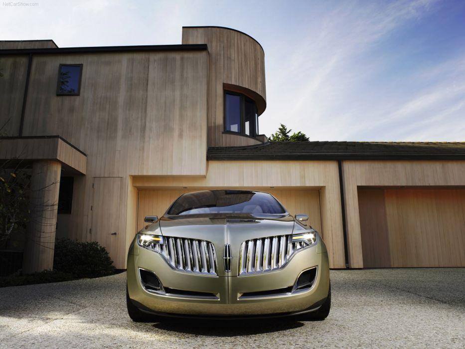Lincoln MKT Concept cars 2008 wallpaper