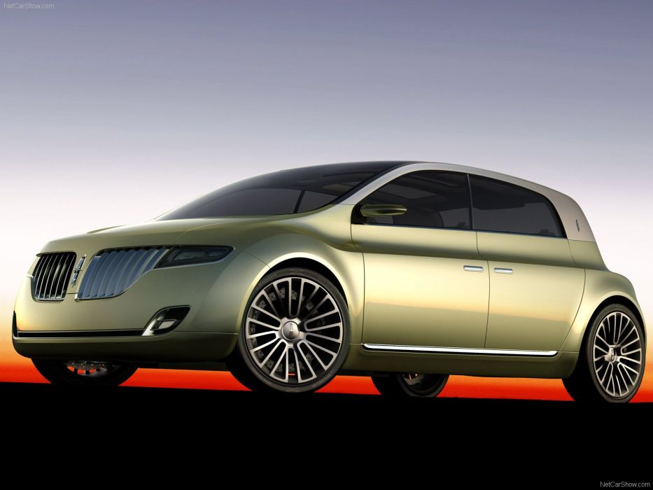 Lincoln C Concept cars 2009 wallpaper