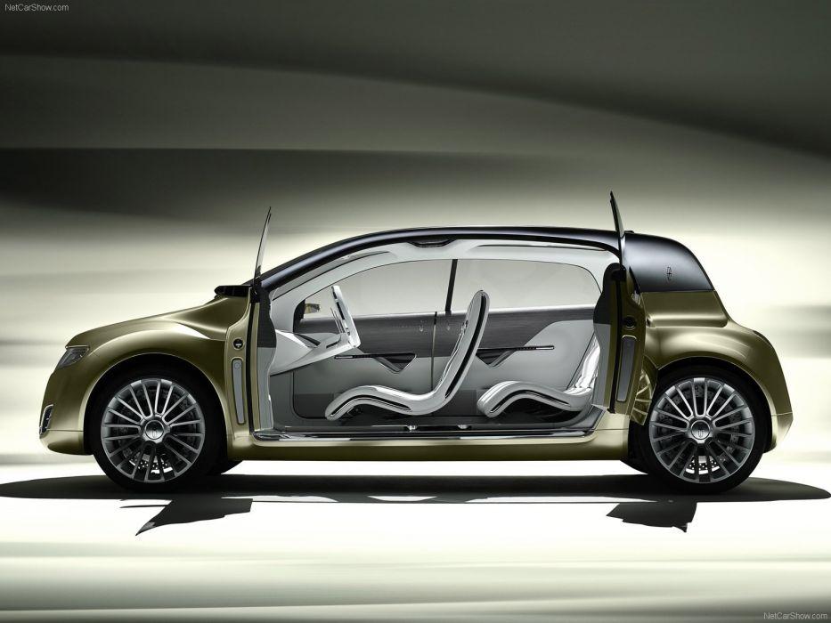 Lincoln C Concept cars 2009 wallpaper