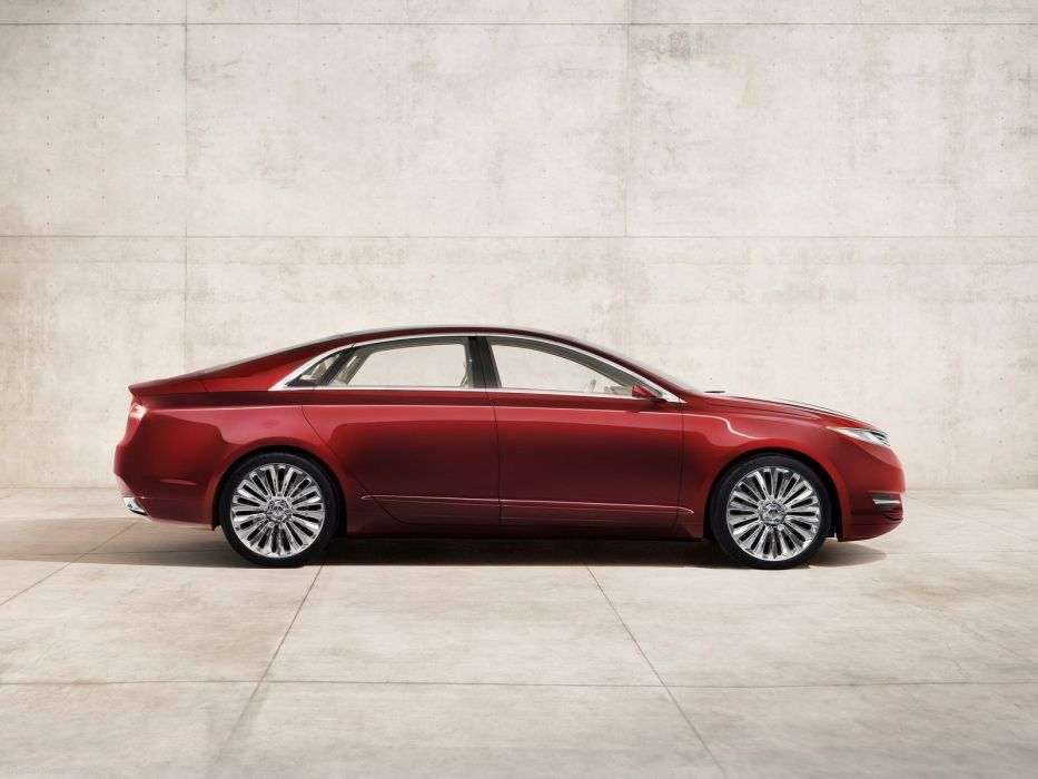 Lincoln MKZ Concept cars 2012 wallpaper