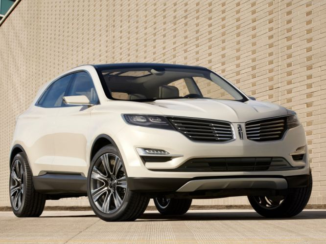 Lincoln MKc Concept cars 2012 wallpaper