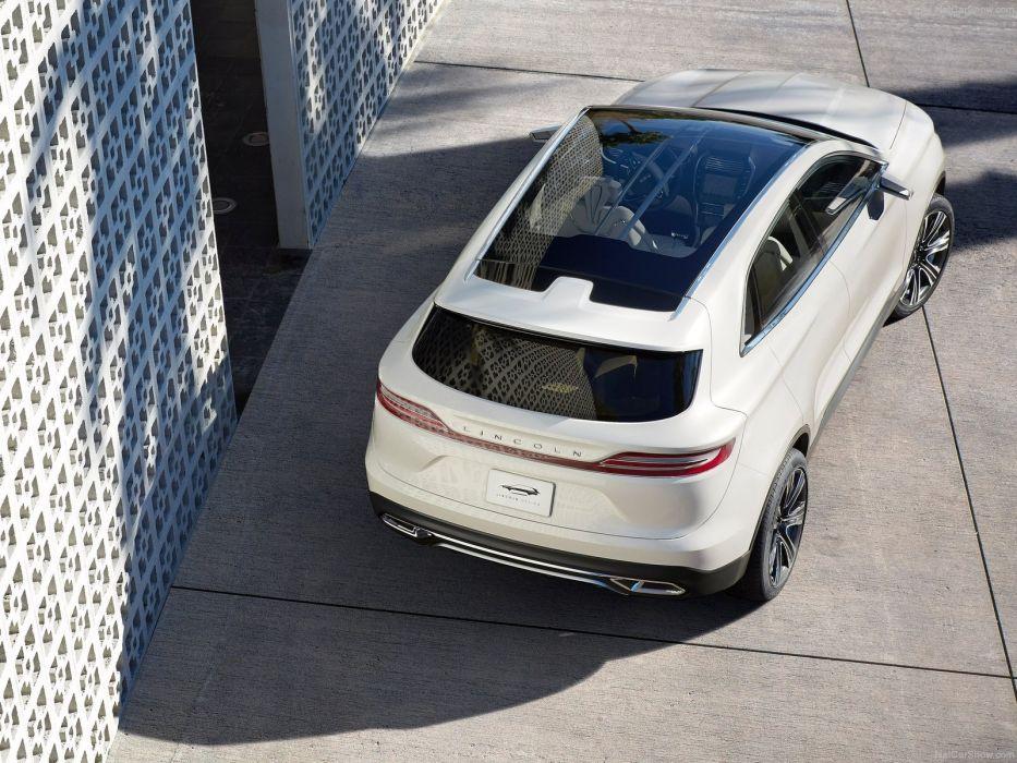 Lincoln MKc Concept cars 2012 wallpaper