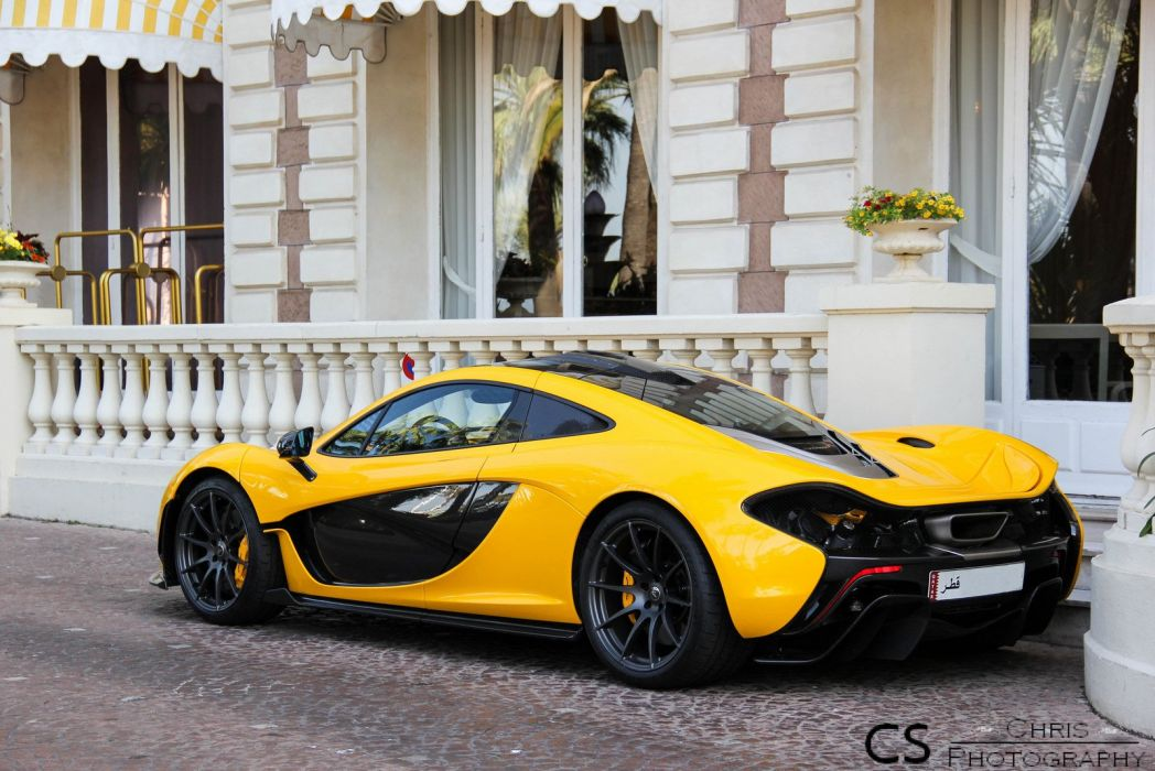 2014 McLaren P1 cars supercars 2014  wallpaper