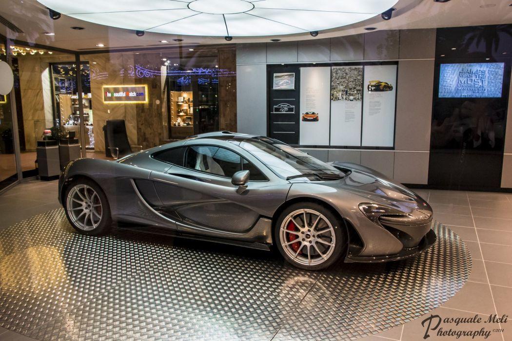 2014 McLaren P1 cars supercars 2014  wallpaper