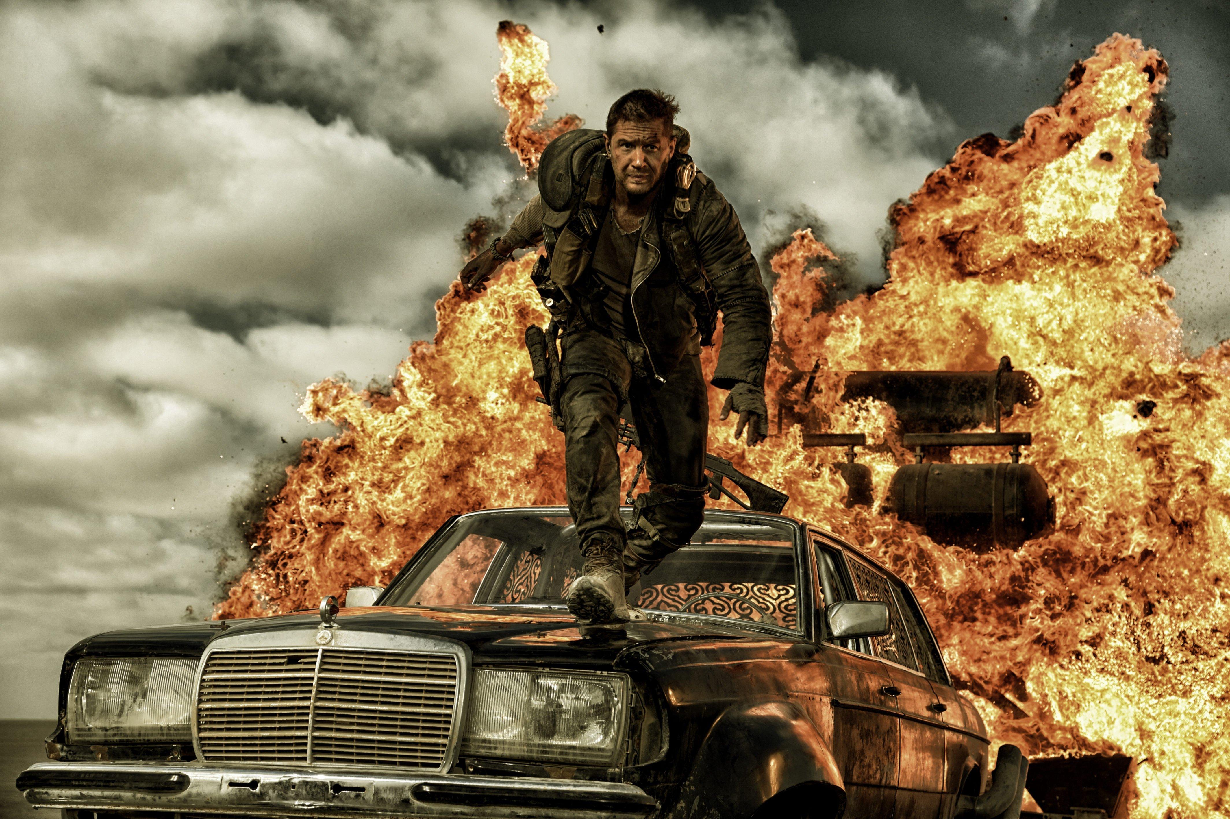 apocalyptic road warrior - photo #17