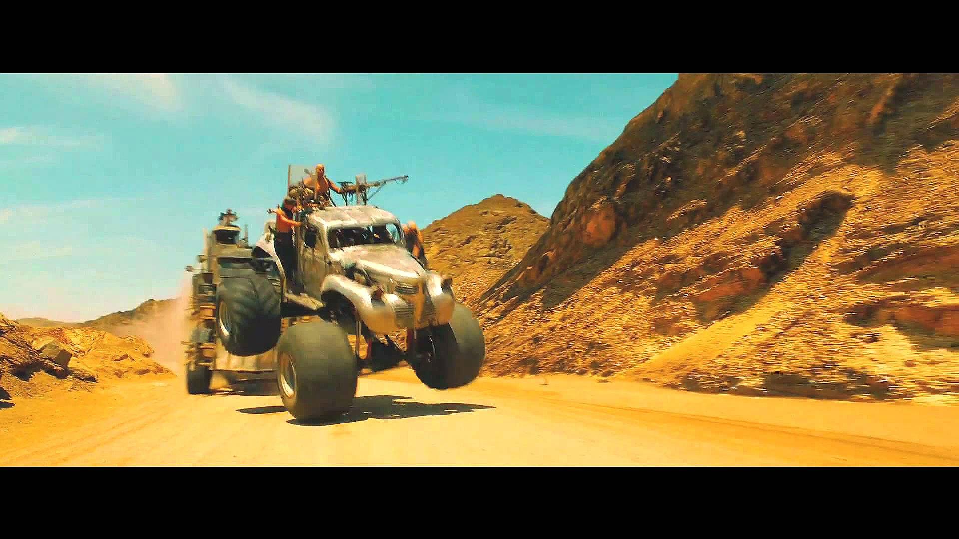 apocalyptic road warrior - photo #40