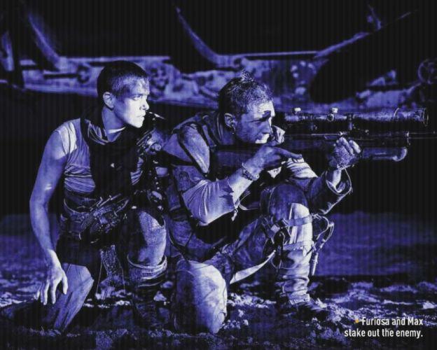 MAD MAX FURY ROAD sci-fi futuristic action fighting adventure 1mad-max apocalyptic road warrior wallpaper