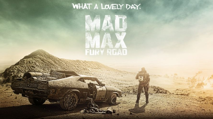 MAD MAX FURY ROAD sci-fi futuristic action fighting adventure 1mad-max apocalyptic road warrior wallpaper